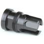 Griffin Armament Mini Flash Hider, 556NATO, 1/2 x 28 RH, Black