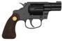 "Colt Cobra Special Revolver, 38 Special, 2"" Barrel, Steel Frame, Black PVD Finish, 6Rd, Brass Bead Front Sight, Retro Wood Grips"
