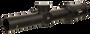 Trijicon Huron 1-4x24 Riflescope BDC Hunter Holds, 30mm Tube, Satin Black, Capped Adjusters