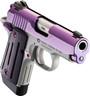 "Kimber Micro 9 Amethyst 9mm, 3"" Barrel, Purple PVD W/Engraving, Purple G10, 7rd"