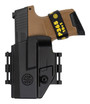 """Sig P365 Holster Combo, 9mm, 3.1"""" Barrel, XRAY3, Black/Coyote, 10rd"""