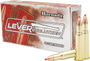 Hornady LEVERevolution 7-30 Waters 120gr, Flex Tip eXpanding, 20rd Box