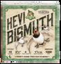 "Hevishot Hevi-Bismuth Waterfowl 10 Ga, 3.50"", 1 3/4oz, 4 Shot, 25rd Box"