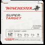 "Winchester Super Target 12 Ga, 2.75"", 1 1/8oz, 9 Shot, 25rd Box"