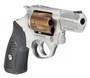 """Ruger SP101 Limited Edition 357/38 Spl, 2.25"""" Barrel, Rose Gold Cylinder, Rubber Gri-p, 5rd"""