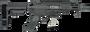"Rock River Arms RUK-9BT 4.5"" Pistol W/SBA3 Brace AR-15 9x19mm, Flip Up Sights, 2 Stage Trigger"