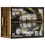 Federal Premium, Punch, 40 S&W, 165gr, Jacketed Hollow Point, 20rd Box