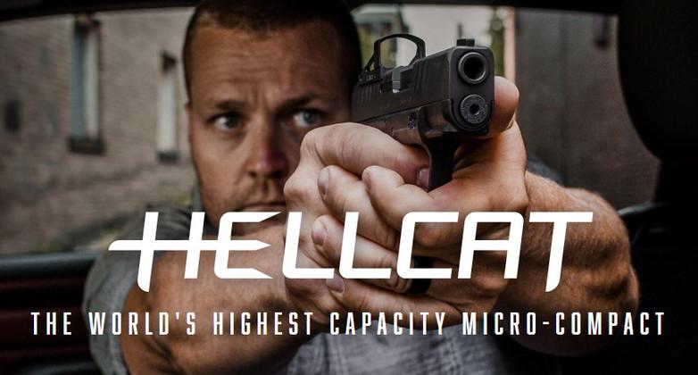 Springfield Hellcat: The World's Highest Capacity Micro-Compact