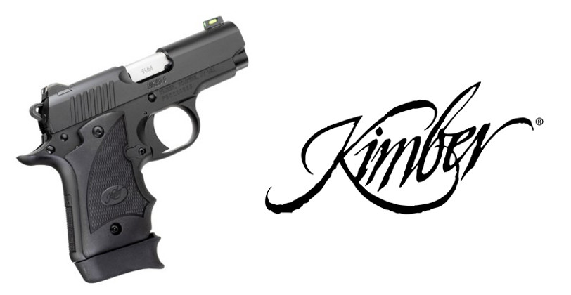Kimber Micro 9 SHOT Show Special Package - Limited Time Only