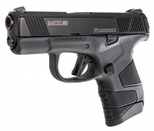 Mossberg Enters the Striker-Fired Handgun World with the