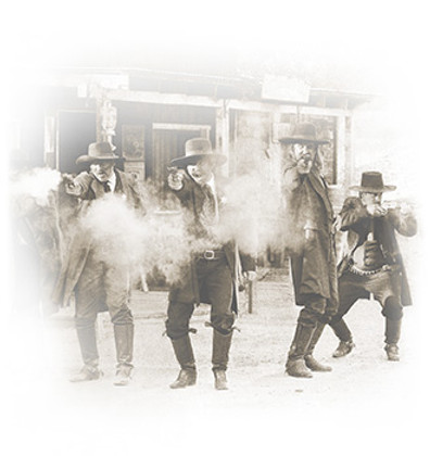 New Uberti Outlaws & Lawmen Series