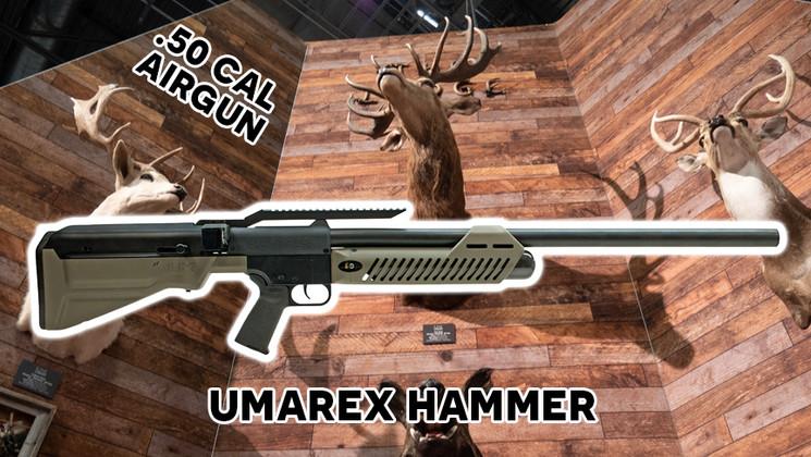 Umarex Hammer 50 cal Airgun