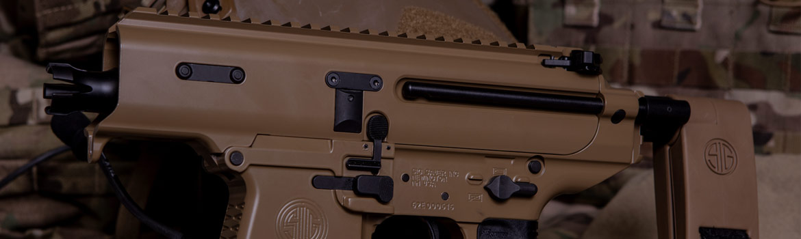 New Sig MPX Copperhead