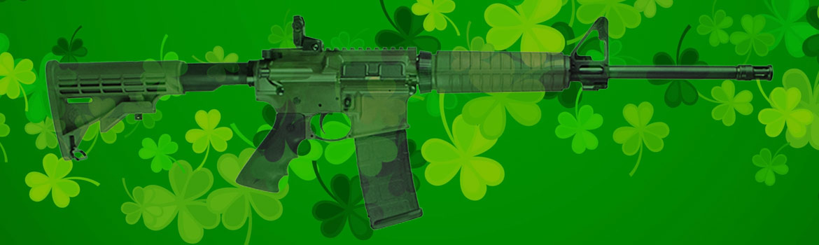 Get Lucky for St. Patrick's Day