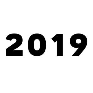 2019 Giveaway Winners