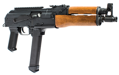 An AK47 That Is Glock Mag Compatible, In 9mm - Impact Guns