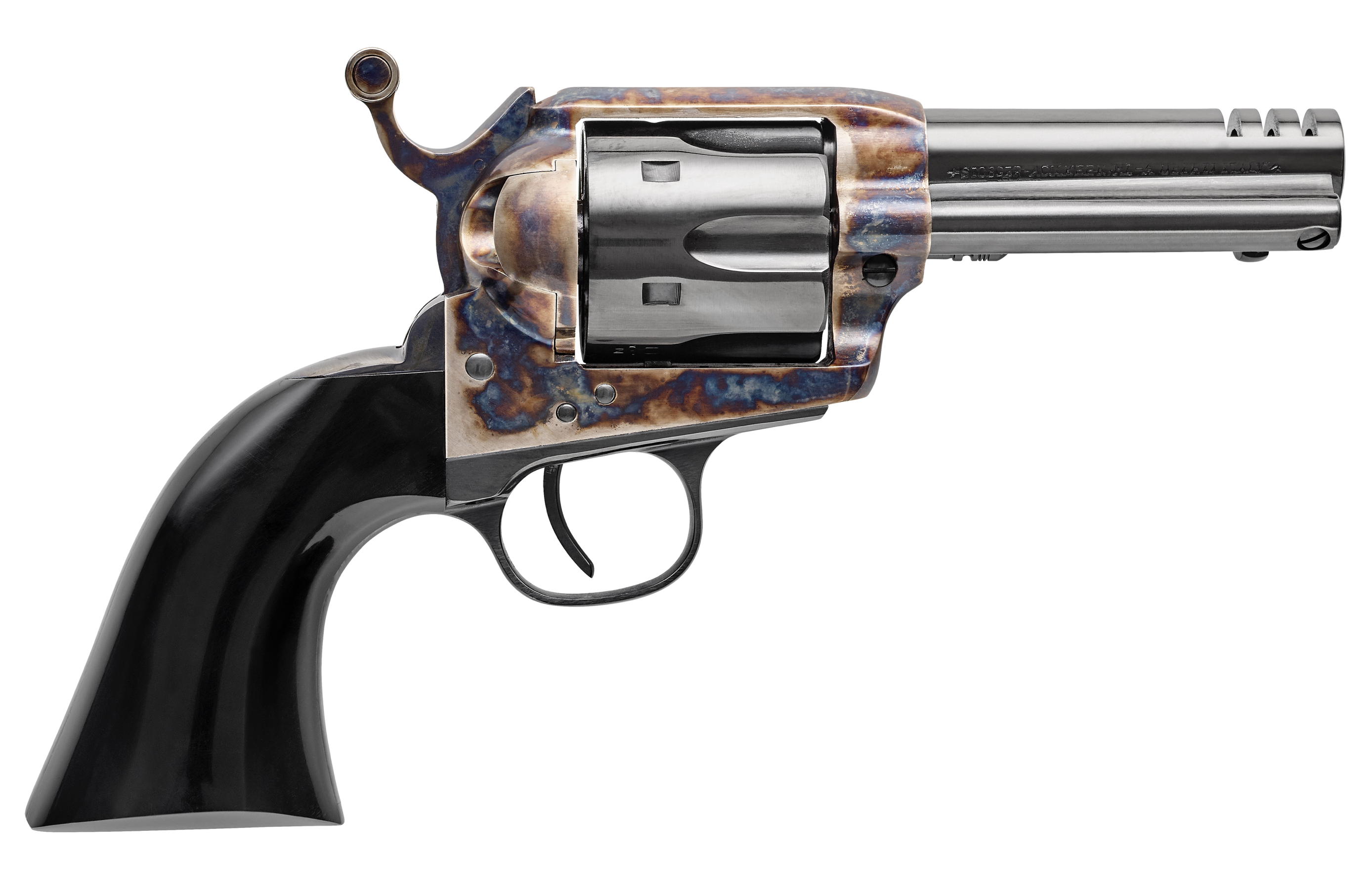 Custom Single Action Army Revolver Used in the Movie The