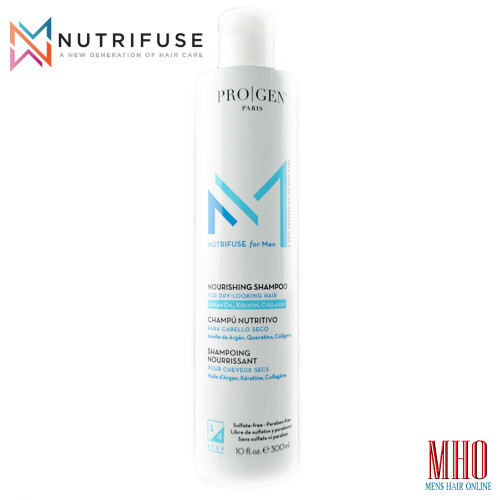 NUTRIFUSE for MEN By PRO I GEN Shampoo 10 oz.