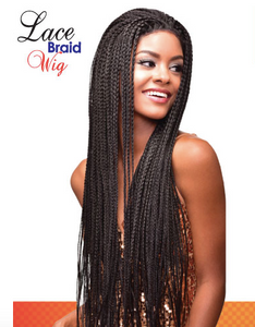 Beauty Elements Wigs (Box Braid)