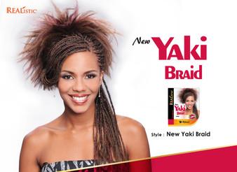 Beauty Elements Yaki Braid