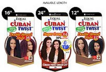 """Cuban Twist 24"""""""