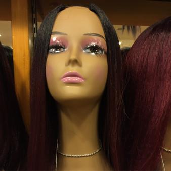 "Shake N Go Wigs (Long Straight 22"")"