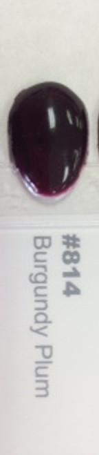 Gel Polish - Burgundy Plum #814 1/2 oz