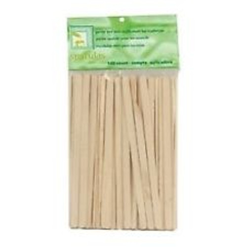 Clean & Easy Petite Wood Applicator Sticks
