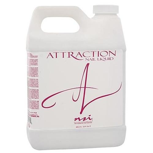 NSI Attraction Nail Liquid 32 oz