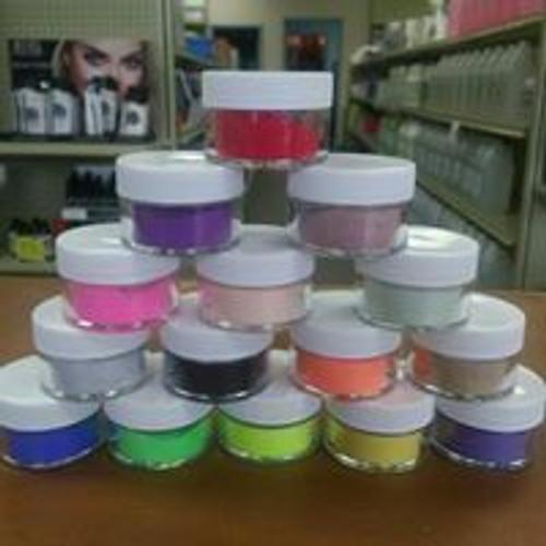 Quest Powder - Magenta Glitter lb.
