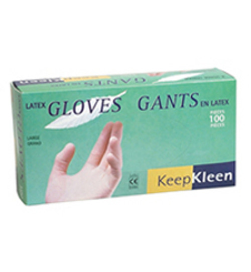 Latex Gloves Small - Powdered
