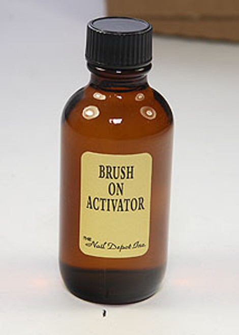 Brush on Activator  2 oz