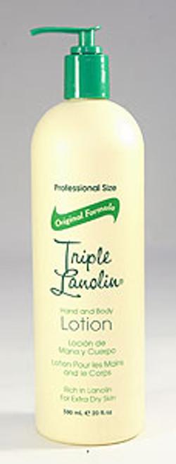 Triple Lanolin w/Pump 20 oz