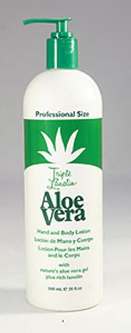 Triple Aloe Vera w/Pump 20 oz