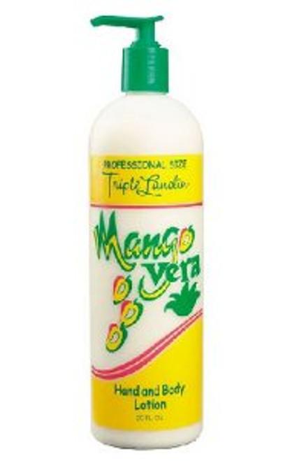 Triple Mango Vera w/Pump 20 oz