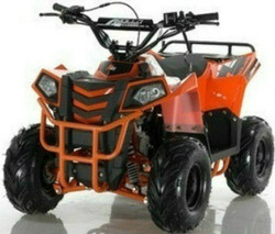 Apollo Mini Commander 110cc ATV, Auto With Reverse ( Now With Remote Kill )