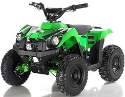 NEW Apollo VOLT 500 Watt Motor Electric ATV with Reverse