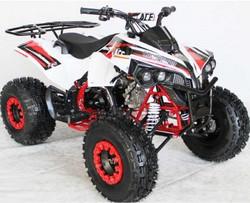 NEW! ATV-34E-125 (2019), ELECTRIC START