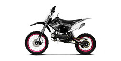 BMS PRO 125 DIRT BIKE, 125CC 4 SPEED MANUAL ENGINE