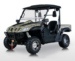 2018 BMS STALLION 600 RX EFI UTV, 594CC / 37 HP, EFI – WATER AND OIL COOLED ENGINE, SINGLE CYLINDER WITH OVERSIZED PISTONS