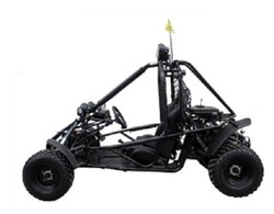 RPS New Cheetah Spider 180cc Engine Go Kart , 4 stroke Single Cylinder With Bigger Motor