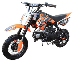 Coolster 213A 110cc Dirt Bike, Fully Automatic with Electric Start