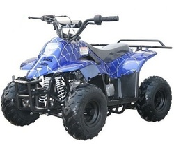 Coolster 3050C-Tumbleweed-Hd Youth Atv, Honda Clone, 110Cc Air Cooled, Single Cylinder, 4-Stroke ATV