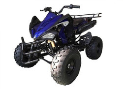 Vitacci SPORT 125CC ATV, Air Cooled, 4-Stroke, 1-Cylinder, Automatic