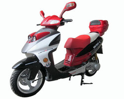 Vitacci PHANTOM 150cc (QT-12) Scooter, 4 Stroke,Single Cylinder,Air-Forced Cool - Fully Assembled and Tested