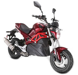VITACCI ROCKET 50CC SPORT BIKE, 4 STROKE,SINGLE CYLINDER,AIR-FORCED COOL - FULLY ASSEMBLED AND TESTED