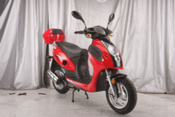Vitacci VALERO 49cc (QT-6A) Scooter, 4 Stroke, Air-Forced Cool,Single Cylinder - Fully Assembled and Tested