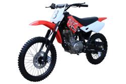 Coolster 200cc Full Size Manual Clutch Dirt Bike - QG-216