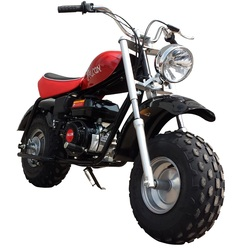 Ricky Power Sports Falcon 200CC Motorcycle, Single Cylinder, 4-Stroke, 200cc Engine - Fully Assembled and Tested