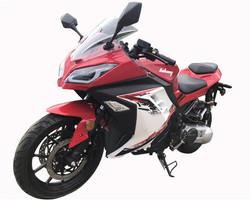 VITACCI New Falcon 250cc Automatic Sport Bike, Single Cylinder Water-Cooling